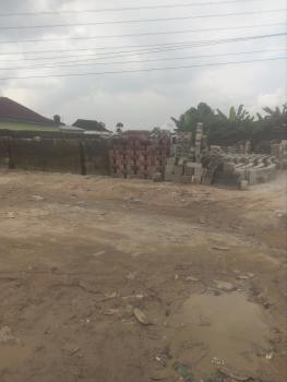 2 Plot of Land, By Opm, Eliozu, Port Harcourt, Rivers, Mixed-use Land for Sale