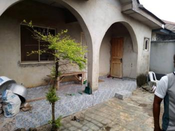 3 Bedroom Bungalow Is on Half a Plot, Off New Ikola Road, Ipaja, Lagos, House for Sale