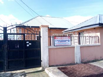 Neatly 2 Bedroom Bungalow with Visitors Toilet, No.12, 1st Avenue Efab Estate, Lokogoma District, Abuja, House for Rent