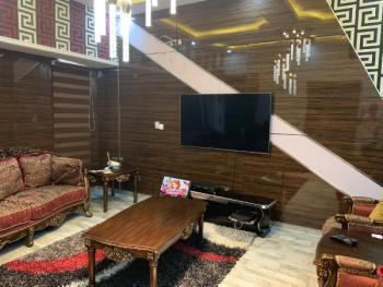 Luxury Exquisite 4 Bedroom Fully Furnished  Duplex, Agungi, Lekki, Lagos, Semi-detached Duplex Short Let