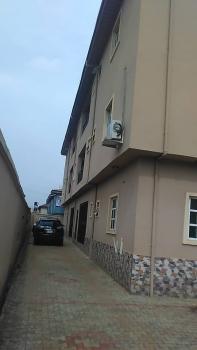 6 Numbers of 3 Bedroom Flat in a Serene Environment, Olorun Femi Igando Lasu Road, Iganmu, Lagos, Block of Flats for Sale