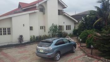 Fantastic Distress Solid Building of 5 Bedroom Detached Mansion with 3 Bedroom and 2 Room Bq, Fishpond Area, Agric, Ikorodu, Lagos, Detached Duplex for Sale
