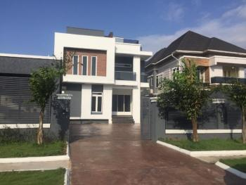 Newly and Fully Furnished 6 Bedroom Detached Duplex, Pinnock Beach Estate, Off Shoprite Road, Jakande, Lekki, Lagos, Detached Duplex for Sale