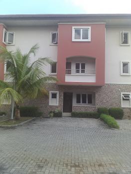 a Good Class Serviced 3 Bedroom Terraced Duplex, Bamidele Eletu Street, Osapa, Lekki, Lagos, Terraced Duplex for Rent