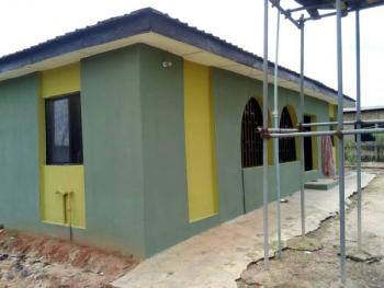 a Standard 4 Bedroom Flat on Half Plot of Land, Off Ait Road, Alagbado, Alimosho, Lagos, Flat for Sale