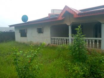 Lovely 3 Bedroom Bungalow on 1 and Half Plot of Land, Akute, Ifo, Ogun, Detached Bungalow for Sale
