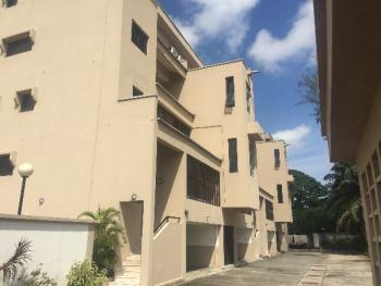 Four (4) No 3 Bedroom Maisonette Apartment with Bq, Gerrard Road, Old Ikoyi, Ikoyi, Lagos, Terraced Duplex for Rent