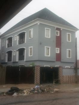 Vacant Brand-new Block of 6flats of 2bedroom Good for Commercial Or Residential, Fagba, Agege, Lagos, Block of Flats for Sale