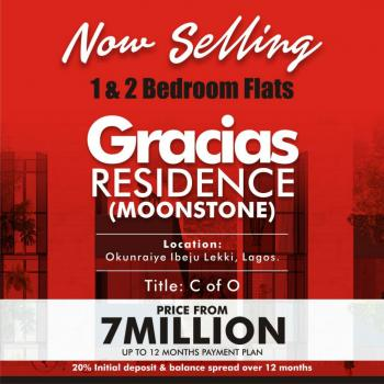 House for Sale in Ibeju Lekki, Lagos, Okunraiye, Ibeju Lekki, Lagos, Mini Flat for Sale