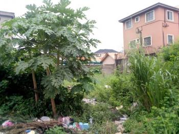 Plot of Land, By Ondo Street, Mainland, Ebute Metta West, Yaba, Lagos, Residential Land for Sale