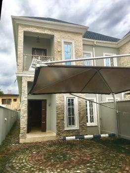 Tastefully Finished 4 Bedroom Semi Detached in a Secured Estate, Osapa, Lekki, Lagos, Semi-detached Duplex for Sale