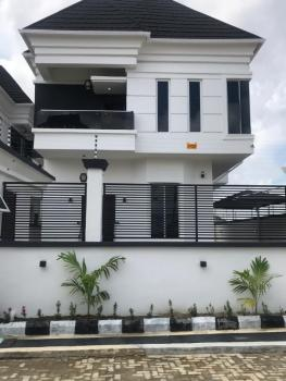 Brand New  and Tastefully Built 4 Bedroom Fully Detached Irresistible Duplex with Bq, Cctv Cameras and Fitted Kitchen, Lekki Palm City Estate, Ajah, Lagos, Detached Duplex for Rent