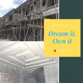Off-plan  4 Bedroom Terrace Duplex, Ikota Villa Estate, Lekki, Lagos, Terraced Duplex for Sale