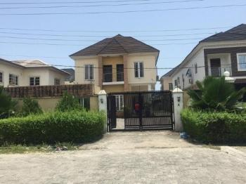 Well Maintained All En-suite Fully Detached 4 Bedroom, Dillon Estate - Off Ajiran Road, Agungi, Lekki, Lagos, Semi-detached Duplex for Sale