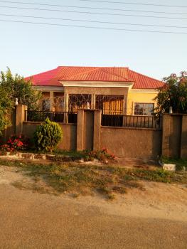 Superb 3 Bedroom Detached Bungalow, Airport Road, Lugbe District, Abuja, Detached Bungalow for Rent