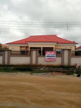 3 Bedroom Detached Bungalow, Airport Road, Lugbe District, Abuja, Detached Bungalow for Rent