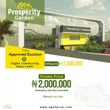 Plots of Land for Sale at Ibeju Lekki, Lakowe, Ibeju Lekki, Lagos, Residential Land for Sale