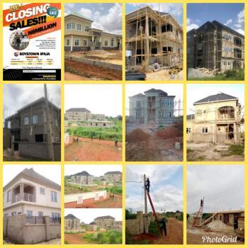 Land for Sale at Boys -town Lpaja., Boystown-lpaja (2mins Drive to Gowon Estate)egbeda, Egbeda, Alimosho, Lagos, Residential Land for Sale