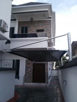 Exquisitely Finished 4 Bedroom Semi Detached Duplex with a Room Bq, Ikota Villa Estate, Lekki, Lagos, Semi-detached Duplex for Sale