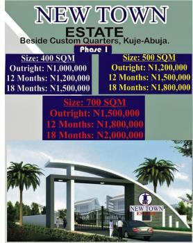 Residential Land, Behind Custom Quarter, Kuje, Abuja, Mixed-use Land for Sale