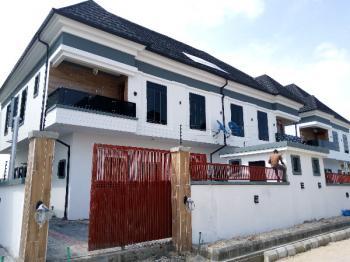 Brand New 4 Bedroom Detached Duplex, Chevron Alternative Route, Chevron, Lekki Expressway, Lekki, Lagos, Semi-detached Duplex for Sale