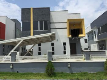 Nicely Finished 5 Bedroom Fully Detached Duplex with a Room Bq, Mega Mound Estate, Ikota Villa Estate, Lekki, Lagos, Detached Duplex for Sale