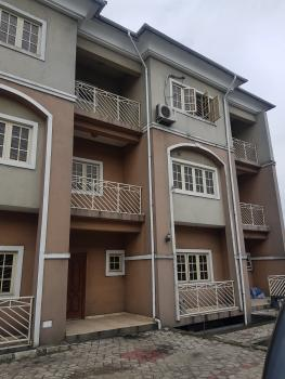 Super Luxurious 3 Bedroom Duplex with Bq, First Avenue Road, Rumuibekwe, Port Harcourt, Rivers, Terraced Duplex for Rent