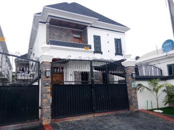 Exotically Built 5 Bedroom Fully Detached Duplex with Bq, Ikota Villa Estate, Lekki, Lagos, Detached Duplex for Sale