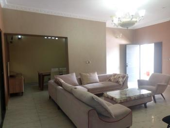 Furnished and Serviced 3 Bedroom Block of Flat with Generator and Air Conditioner,swimming Pools., Minister Hill, Maitama District, Abuja, Flat for Rent