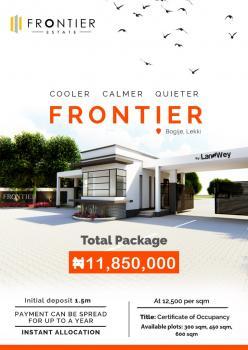 Land for Sale Inside Beechwood Estate, Bogije, Ibeju Lekki, Lagos, Residential Land for Sale