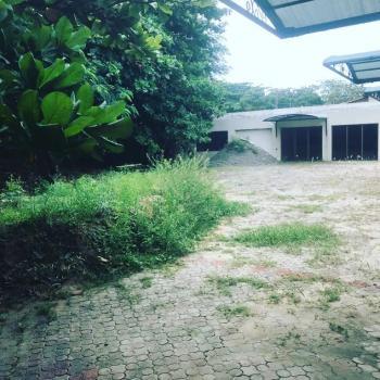 Detached Bungalow on 850sqm, Off Adeola Adeku, Victoria Island (vi), Lagos, Detached Bungalow for Sale