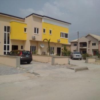 Luxury 4 Bedroom Terracedtown House, Ikota Villa Estate, Lekki, Lagos, Terraced Duplex for Sale
