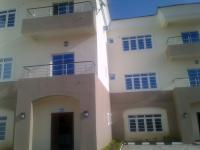Newly Built 3 Bedroom, , Kado, Abuja, 3 Bedroom, 4 Toilets, 4 Baths Flat / Apartment For Rent