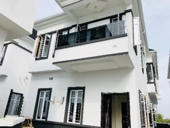 Brand New 4 Bedroom with a Room Bq, Ikate Elegushi, Lekki, Lagos, Detached Duplex for Rent