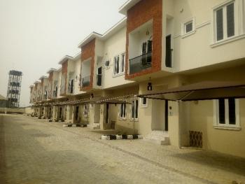 Brand New 4 Bedroom Serviced Terrace Duplex, Orchid Road,chevron, Lekki Expressway, Lekki, Lagos, Terraced Duplex for Sale