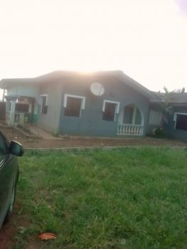 2 Nos of 2 Bedroom Bungalows on 2 Plots of Land and 2 Gates, Olambe Via Akute Ogun State, Olambe, Ifo, Ogun, Detached Bungalow for Sale