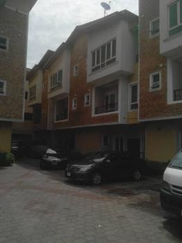 Luxury and Beautifully Finished 5 Bedroom Terrace Duplex with Bq and Pool, Ikate Elegushi, Lekki, Lagos, Terraced Duplex for Rent