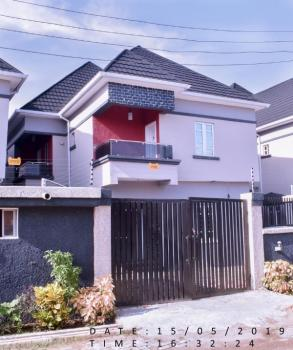 Spaciously Built 4 Bedroom Fully Detached Duplex + 1 Bq, Thomas Estate, Ajiwe, Ajah, Lagos, Detached Duplex for Sale
