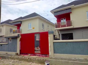 Well Spacious and Built 3 Bedroom Full Detach Duplex + 1 Bq, Thomas Estate, Ajah, Lagos, Detached Duplex for Sale