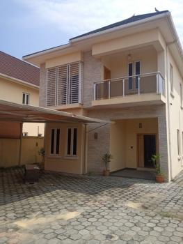 5 Bedroom Detached Duplex with Acs + Bq & Fully Fitted Kitchen with Swimming Pool Suitable for Residential & Corporate Office, Lekki Phase 1, Lekki, Lagos, Detached Duplex for Rent