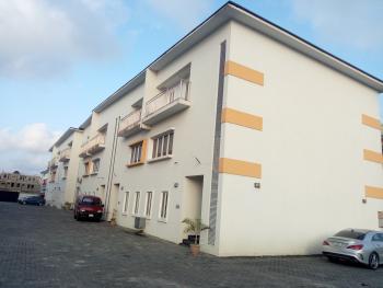 Brand New 4 Bedroom Terrance Duplex with a Bq, Lafiaji, Lekki, Lagos, Terraced Duplex for Rent