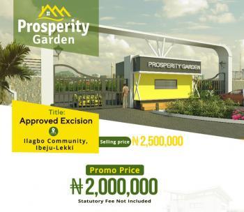 Land with Good Title Document, Orimedu, Ibeju Lekki, Lagos, Mixed-use Land for Sale