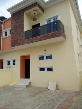 Newly Built 4 Bedroom Semi Detached House with Bq, Off Oba Elegushi Road, Ikate Elegushi, Lekki, Lagos, Semi-detached Duplex for Rent