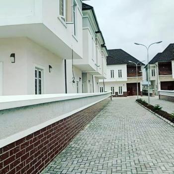 Exotic 4 Bedroom Duplex with 2 Sitting Rooms, Chevron, Ikota, Lekki, Lagos, Detached Duplex for Sale