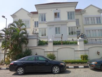 Super Luxury 3 Bedroom Serviced Terraced Duplex with a Room Bq, Fitted Kitchen, Swimming Pool,, Banana Island, Ikoyi, Lagos, Terraced Duplex for Rent