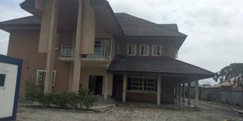 Massive, Executive and Well Located 7 Bedrooms Detached Duplex with 2 Units of 1 Bedroom Flat Boys Quarter, Woji Road, Gra Phase 2, Port Harcourt, Rivers, Detached Duplex for Rent