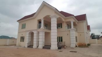 Topnotch and Tastefully Finished 4 Bedroom Detached House with 2 Bedroom Guest Chalet and 2 Rooms Bq, Within an Estate in Galadimawa, Lokogoma District, Abuja, Detached Duplex for Rent
