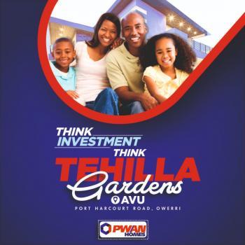 Tehilla Gardens Land, Avu Off Port-harcourt Road, Owerri, Imo, Residential Land for Sale