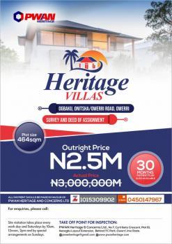 Estate Land, Ogbaku Along Owerri-onitsha Road, Owerri, Imo, Residential Land for Sale