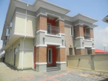4 Bedroom Semi Detached Duplex Wit Bq, Atlantic View Estate, Igbo Efon, Lekki, Lagos, Detached Duplex for Sale